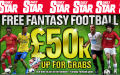 Daily Star World Cup Fantasy Football 2014