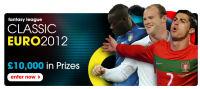 CLICK HERE for Fantasy League Classic Euro 2012 Fantasy Football