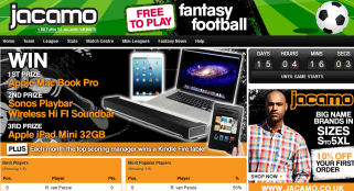 Jacamo 2013/14 Fantasy Football
