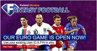 CLICK HERE for Sky Sports Euro 2012 Fantasy Football