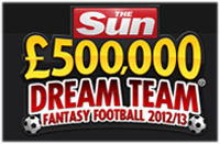 Dream Team FC - Fantasy Football 2015/16 from The Sun