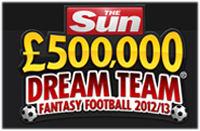 Dream Team FC - Fantasy Football 2013/14 from The Sun