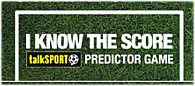 Selco predictor prizes for games